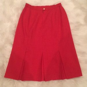 Skirts - ✨3 FOR $15 Red Skirt
